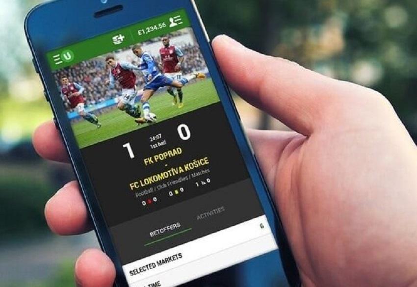 online bets app